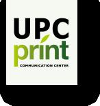 UPC Print logo